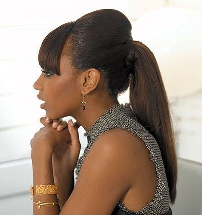 Black Hairstyles: Ponytails - Essence