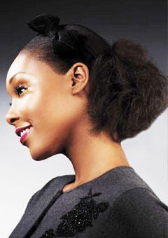 Black Hairstyles Ponytails Essence
