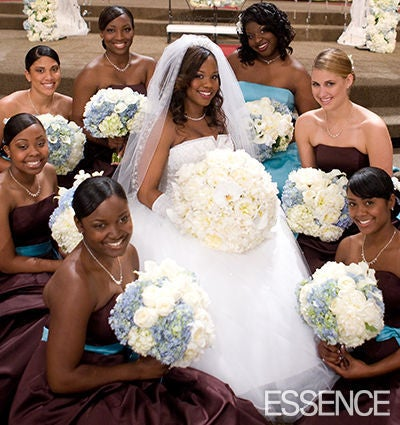 Td Jakes Daughters Wedding.Bishop T D Jakes S Daughter Sarah S Fairy Tale Wedding The