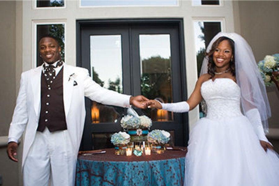 Bishop T.D. Jakess Daughter Sarahs Fairy-tale Wedding