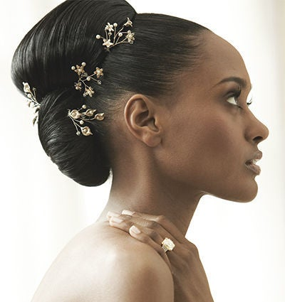 Black Hairstyles for Weddings - Essence
