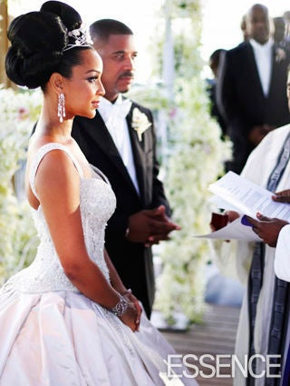 Will You Marry Me 2008 Celebrity Weddings Lisaraye Michael Misick S Gallery