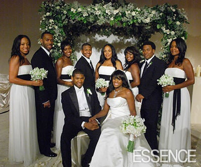 Will You Marry Me 2008 - Celebrity Weddings - Usher & Tameka