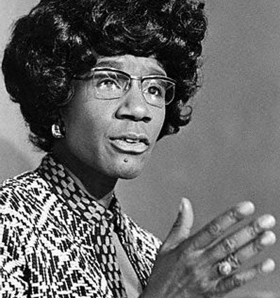 NYC Reveals Design For Shirley Chisholm Monument