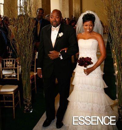 Celebrity Wedding Gowns - Essence
