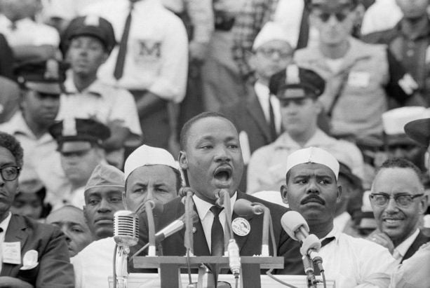 The Surprising Story Behind MLK's 'Dream Speech'