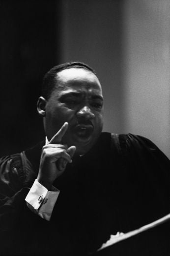 The Government Shutdown Is Endangering Holidays Like Martin Luther King Jr. Day