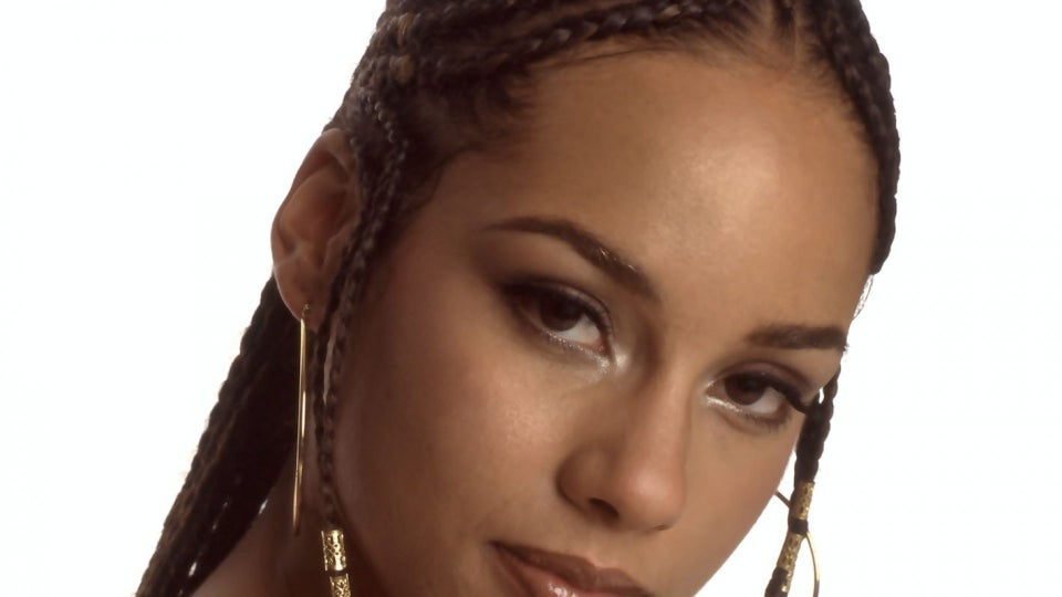 The Hair Evolution of Alicia Keys