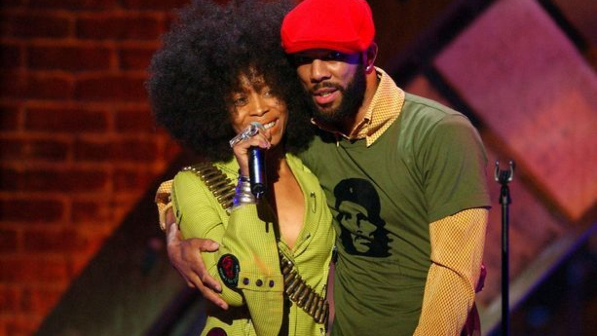 Common Says Dating Erykah Badu Was His First Experience With True Love