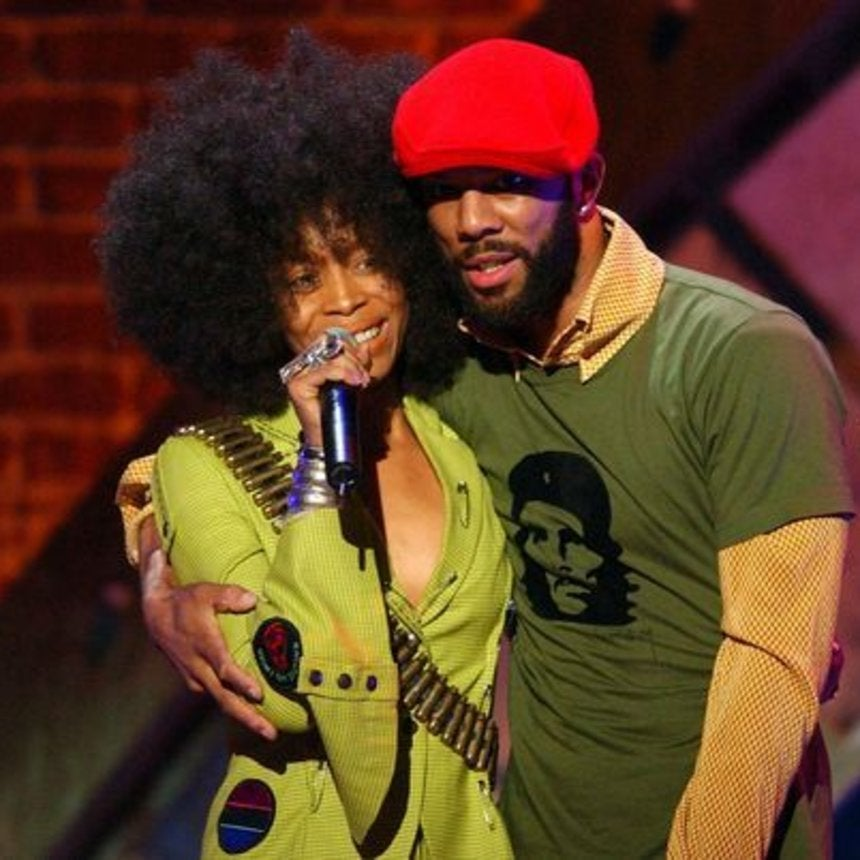 Common Recalls That It Was 'Hard To Eat' After His Breakup With Erykah Badu