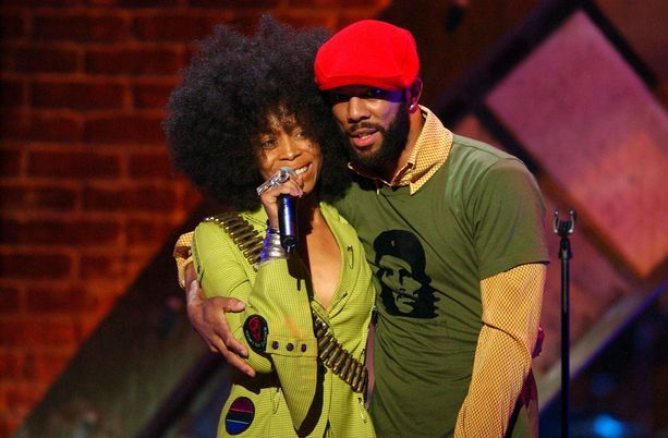 Erykah badu dating common