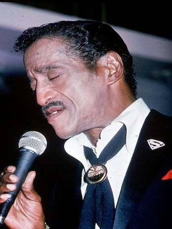 Las Vegas Names Road in Honor of Rat Pack Legend Sammy Davis, Jr.