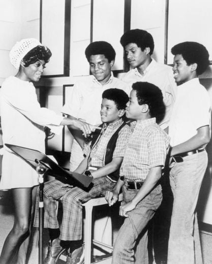 Michael Jackson and Diana Ross - Essence