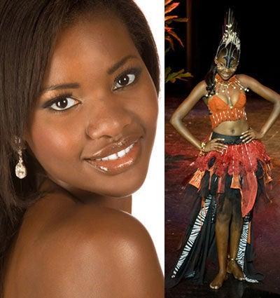 International Brown Beauties: Miss Universe 2009 - Essence