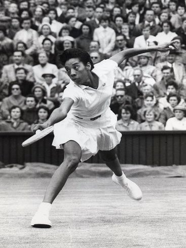 The Woman Who Broke the Color Barrier for Tennis