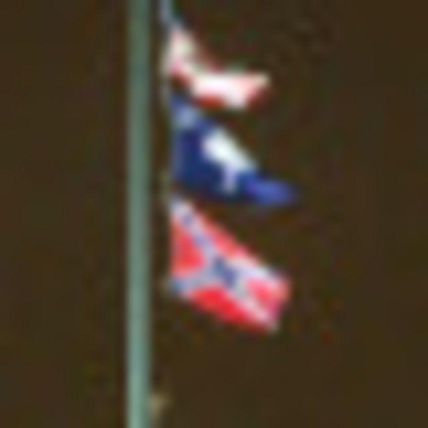 S.C. Democrat: Confederate Flag Must Come Down