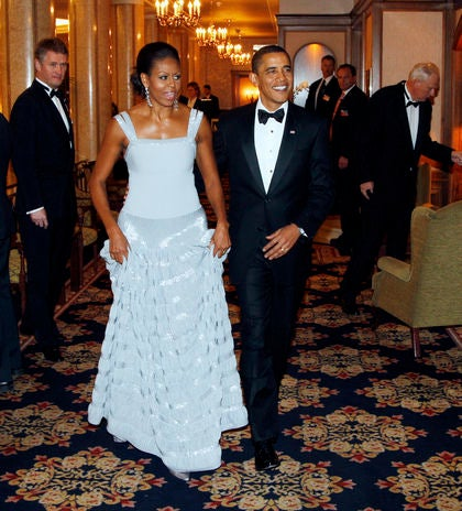 Barack and Michelle Obama's Tax Returns Released