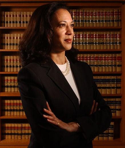 Senator Kamala Harris Considers A World Without Powerful Women On Twitter