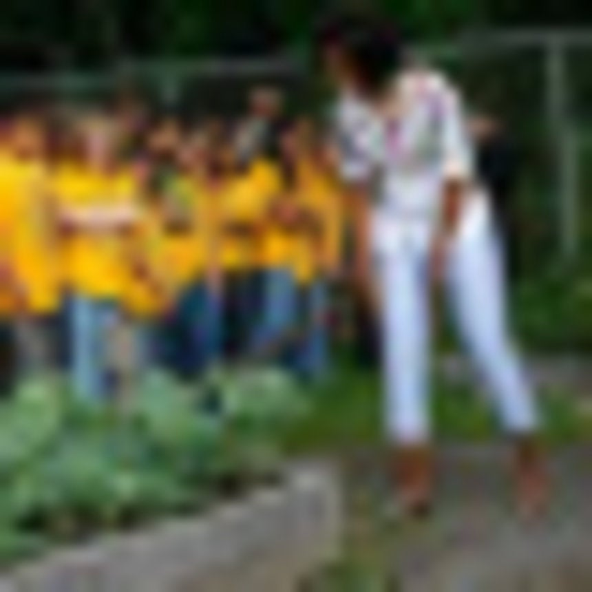 Commentary: Michelle Obama Hasn't Dumbed Down