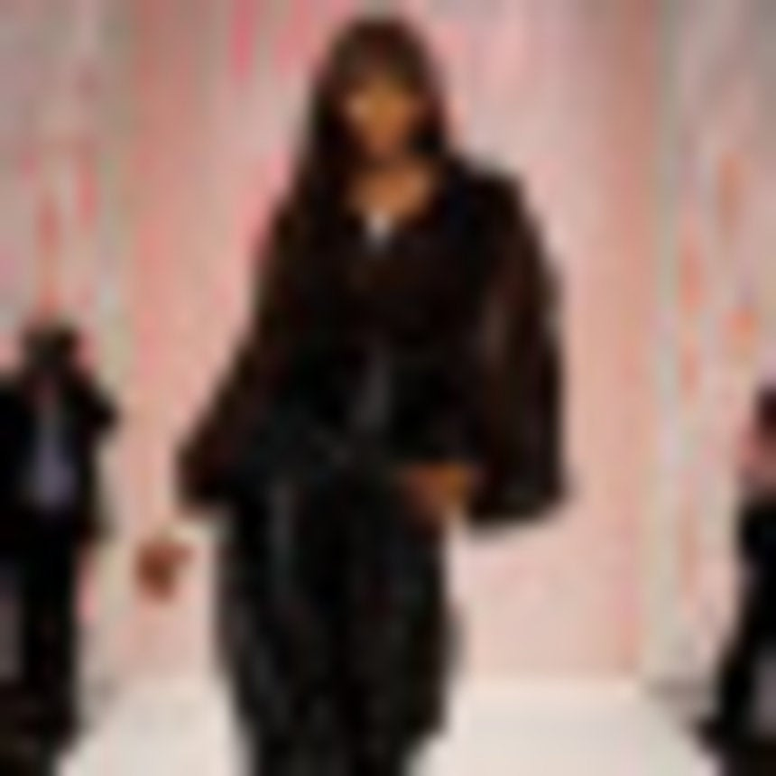 Naomi Campbell Talks Reality Show