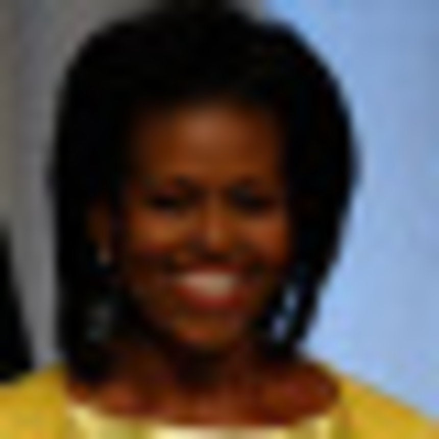 Michelle Obama Style: Bows To Tie A Look Together