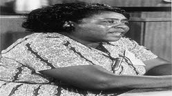 Fannie Lou Hamer's 100th Birthday Is Today