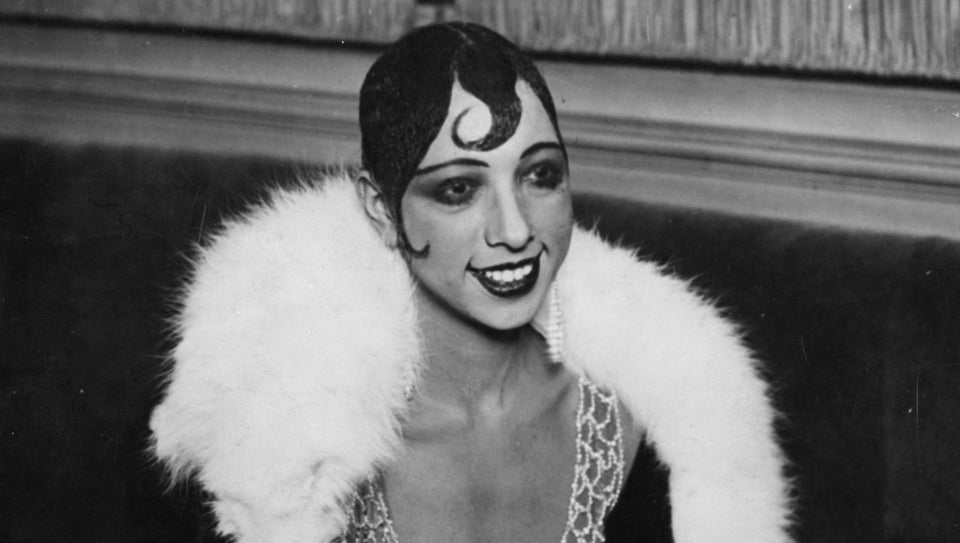 Josephine Baker Is The Queen Of Glamour