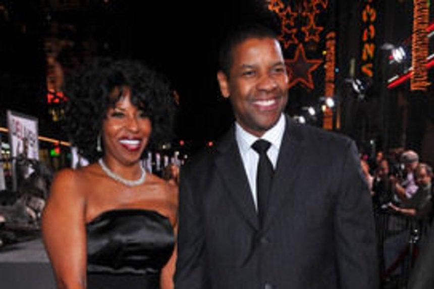 Denzel and Pauletta Washington Raise Millions for Smithsonian ...
