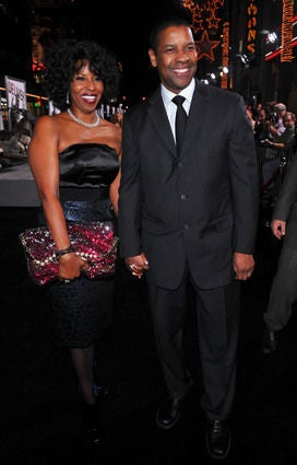 Denzel and Pauletta Washington Raise Over $17 Million for Smithsonian Museum of African-American History