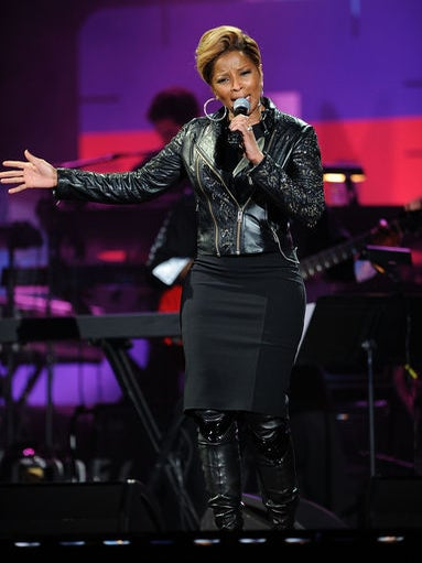 Mary J. Blige Dishes On Her New Album And Landing A Collaboration With Kanye