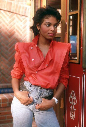 Janet Jackson Hairstyles Essence