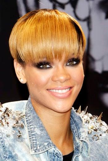 Hairstyle File Rihanna Essence