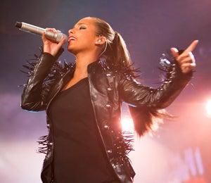 Star Gazing: Alicia Keys Opens Her UK Tour