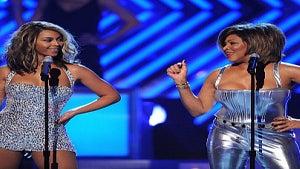Divas Live: Tina Turner and Beyonce, Tress Twins