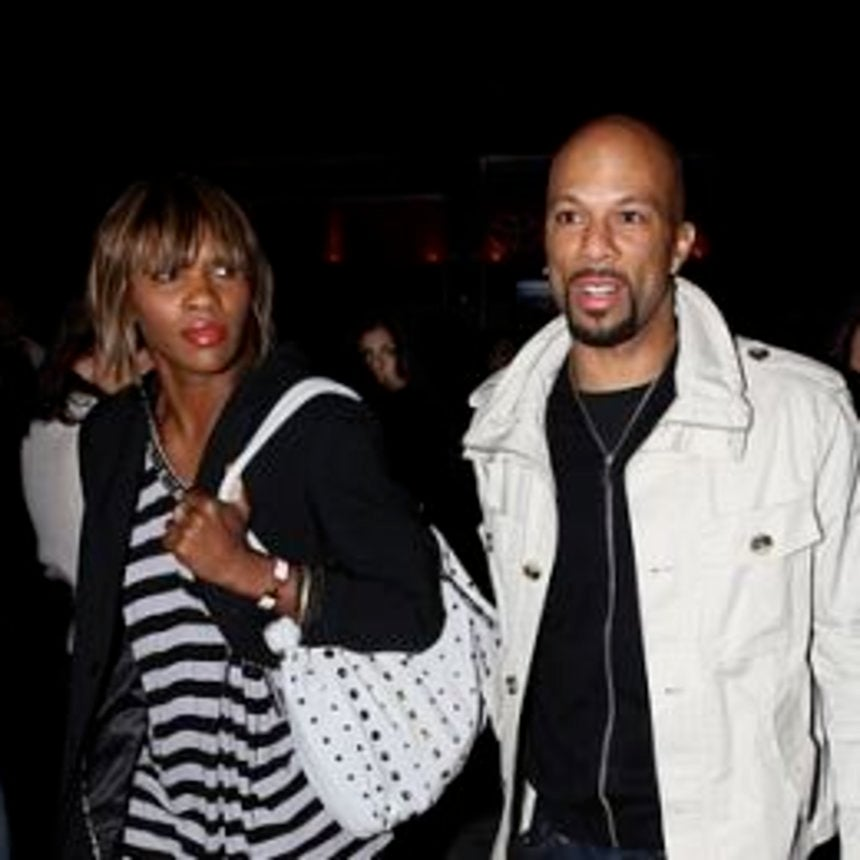Common Confirms Split with Serena Williams
