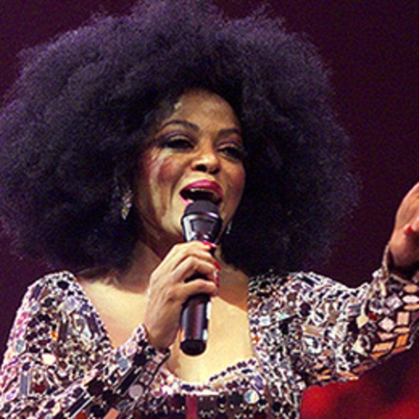 Divas Live: The Diana Ross Playlist