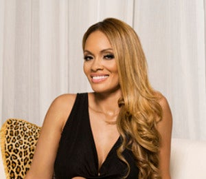 'Basketball Wives' Evelyn Lozada on Nude Pics & Her Ex