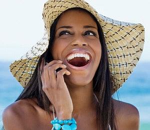Sunny Delight: Becca Luminous Skin Colour