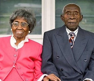 Longest-Married Couple Celebrates 86th Anniversary