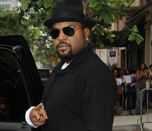 Star Gazing: Ice Cube Chilling in New York