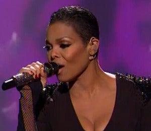 Janet Jackson Performs on 'American Idol' Finale