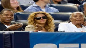 Star Gazing: Beyonce & Jay-Z's Family Time