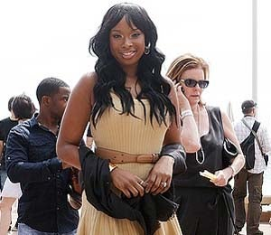 Jennifer Hudson is Picture Perfect in Cannes