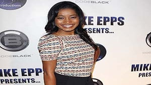 Keke Palmer is Looking to Take Over the World