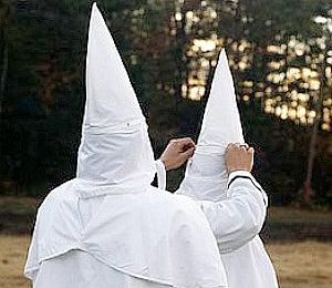 Teacher Allows Students to Wear KKK Robes