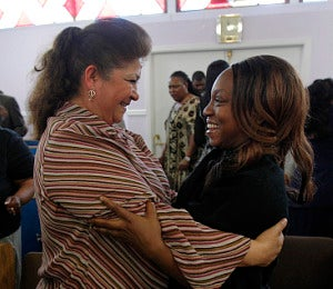 Black Church in L.A. Welcomes Latino Neighbors