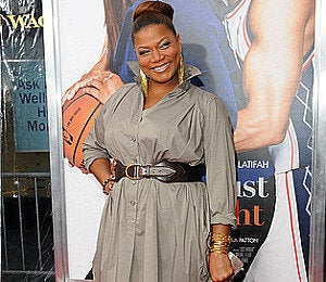 Queen Latifah Talks Love & Basketball in 'Just Wright'