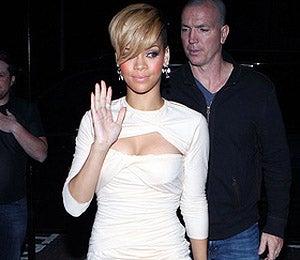 Star Gazing: Rihanna is White Hot