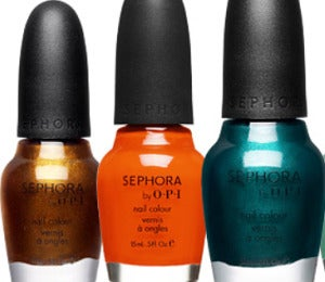 Bright Idea: Sephora By OPI Havana Nights Collection