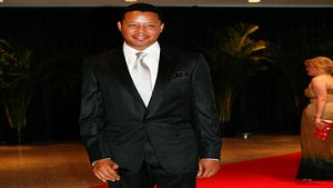Terrence Howard Reveals He Secretly Wed Girlfriend